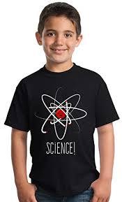 Amazon Com Science Cute Unisex Boy Girl Scientific Student