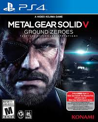 Metal Gear Solid V Ground Zeroes Ps4 Price