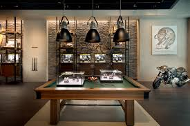 Furniture Retail Store Design Breitlings New Retail Store Is A Salute To Industrial
