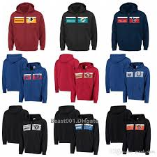 Majestic Hoodie Size Chart Men Women Youth Redskins Ravens 49ers Raiders Lions Giants Dolphins Colts Texans Bengals Majestic Retro Full Zip Hoodie