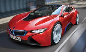 ♥♥2015 Cars | 2015 BMW i8 (artist's rendering) | Dream Cars ...