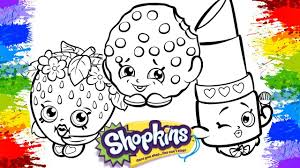amazing kins kooky cookie coloring page colouring pages markers strawberry kiss lippy