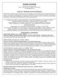 Network Support Specialist Sample Resume Technical Support Specialist Sample Job Description Templates 8