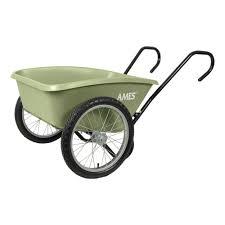 total control garden cart