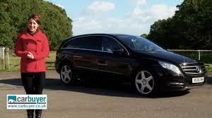 Mercedes R-Class MPV review - CarBuyer - YouTube