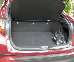 Cargo Space Is 19.0 Cubic Feet Behind The Rear Seats And That Expands To  36.4 When Split Seat Back Total Folded. -