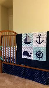 nautical baby bedding boy quilt custom by set nautical baby bedding