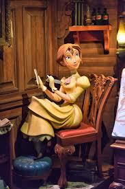 Jane Porter Statue, Disney Cartoon Character Editorial Stock Photo - Image  of duck, beauty: 38154453