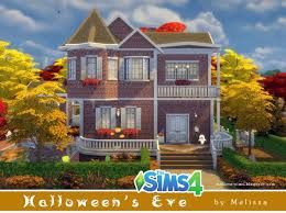 Melissa Sims 4: Halloween's Eve • Sims 4 Downloads
