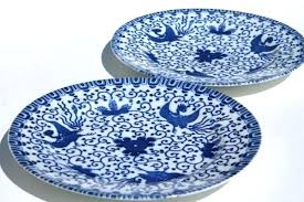 blue and white china pattern rug brothers willow dinner set dinnerware vintage phoenix ware birds