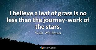 Walt Whitman Quotes BrainyQuote New Walt Whitman Quotes Love