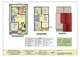 30 x 70 house plans 18 36 feet ground floor plan plans tinylist org