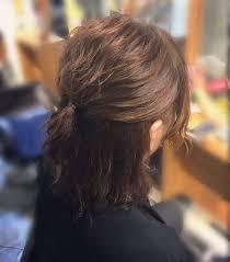 みのりん Bellegrowcross On Twitter メンズのヘアアレンジ ハーフ