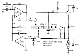 tachless motor sd controller schematic