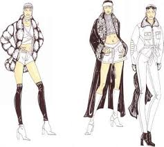 drawings fashion designs fashion design figure drawing martel fashion