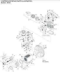 wiring diagram for bostitch air compressor auto electrical wiring air compressor parts diagram air compressor parts diagram stanley bostitch service manual wiring diagram for