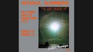 "Myrna Summers (1978) ""I'll Keep Holding On"" (Original Full Version) Part 1  & 2 - YouTube"