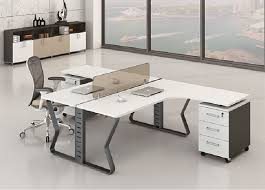 latest office furniture designs. Latest New Design Office 2 Person Workstation 89-WB2824 Latest Furniture Designs ,