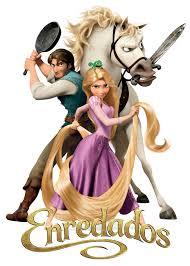 enredados es el equívoco nombre que los responsables de marketing de disney han elegido para contar su versión de la historia de la princesa rapunzel