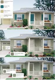 Top Modern Bungalow Design  Exterior Paint Curb Appeal And BehrBehr Exterior Paint