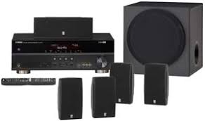 home theater yamaha. the yamaha yht-495 home theater r