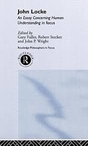 essay concerning human understanding first edition abebooks john locke en essay concerning human understanding