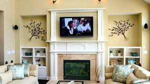 modern living room with fireplace and tv. Living Room Fireplace Decor Skill With And Ideas Home Small Layout Modern . Tv