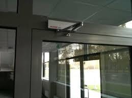 internal fire door with fire resistant glass ei30 c5 1000mm x 2100mm single door