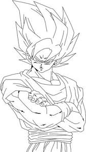 Small Picture kid goku ssj3 coloring pages Coloring Pages Pinterest Kid