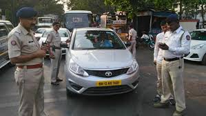 Image result for pune traffic police