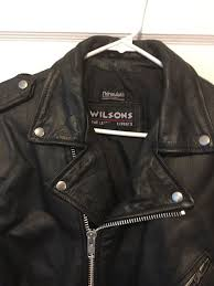 motorcycle leather jacket men s vintage vg large for in sauquoit ny offerup