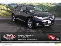 2013 Attitude Black Metallic Toyota Venza XLE AWD #74039279 ...