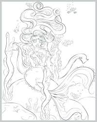 Coloring Pages Mermaid Mermaid Coloring Pages Free Coloring Pages