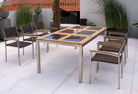 easy dining chair art designs to 6 seater teak stainless steel glass outdoor dining set the