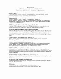 Supply Chain Management Resume Inspirational Procurement Manager