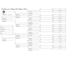 Free Ancestry Chart Templates Family Tree Template 04 Family Free Family Tree Template