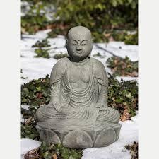 morris seated buddha statue kinsey garden decor