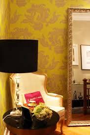 Contemporary Wallpaper Living Room  Room Design IdeasWallpaper Room Design Ideas