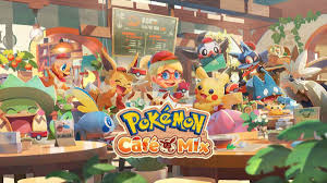 Pokémon Café Mix MOD APK 1.80.0 (Unlimited Money) Download