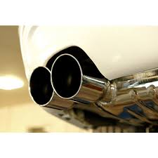 Coupe Series bmw 135i exhaust : Eisenmann Performance Exhaust BMW E82 135i 2x76mm