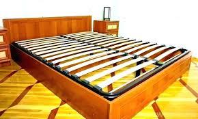 wooden slat bed frame – hellochain.info