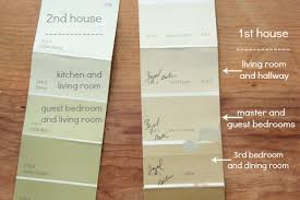 Nice Select Different Shades From The Same Paint Strip