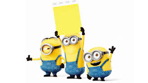 evil minion yellow pms