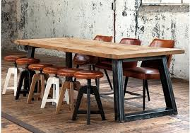 Industrial style furniture Decor French Vintage Industrial Style Furniture Designers Do The Old Iron Old Pine Wood Dining Table Coffee Aliexpress French Vintage Industrial Style Furniture Designers Do The Old Iron