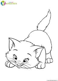 Kleurplaat Poes 53 Leukste Katten En Poezen Kleurplaten Idee