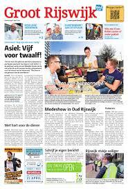 Groot Rijswijk Week16