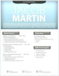 Modern Resume Template Word Free Download Best Yet Free Resume ...