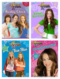 Disney Hannah Montana  amp  High School   Books  Cds  DVDs Disney Hannah Montana  amp  High School Musical Paper Back Novels  Assorted  SALE   Books