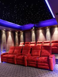 Home Theater Design Tips Ideas For Home Theater Design Hgtv With - Interior design for home theatre