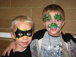 boy face paint designs bing images